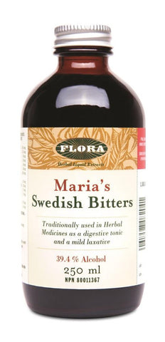 Flora Maria's Swedish Bitters with Alcohol 250ml