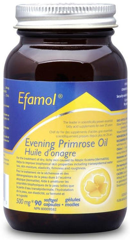 Efamol Evening Primrose Oil 500mg 90