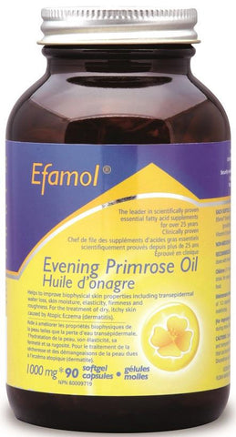 Efamol Evening Primrose Oil 1000mg 90
