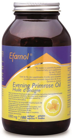 Efamol Evening Primrose Oil 1000mg 180