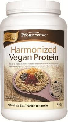 Progressive Harmonized Vegan Protein Powder Vanilla