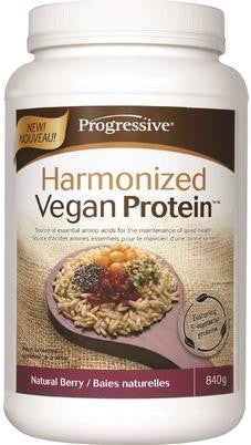 Progressive Harmonized Vegan Protein Berry
