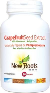 New Roots Grapefruit Seed Extract 405mg 90 Caps