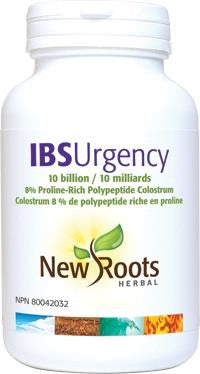 New Roots IBS Urgency 10 Billion 30 Caps