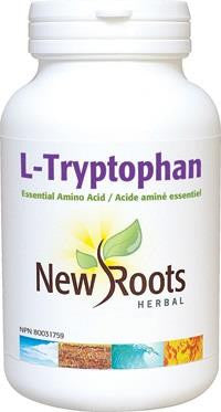 New Roots L-Tryptophan 60 Caps