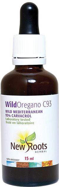 New Roots Wild Oregano C93 15ml
