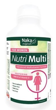 Nutri Multi for Woman