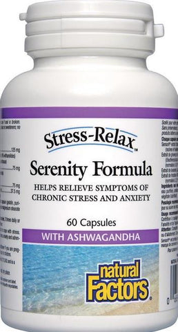 Natural Factors Stress-Relax Serenity Formula