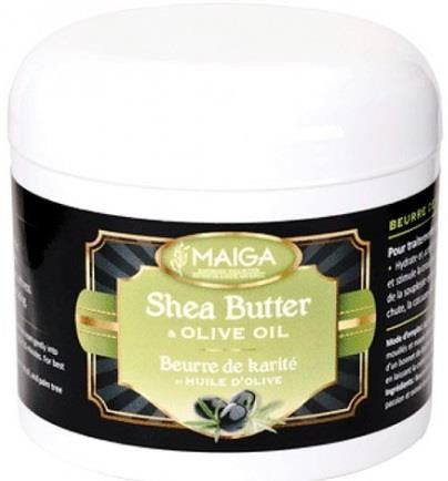 Shea Butter and Olive Oil