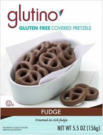 Gulutino Chocolate Covered Pretzels - 156g