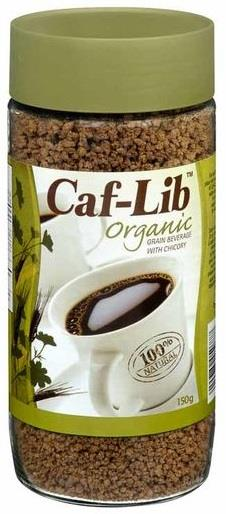 Organic Caf-Lib Coffee Alternative