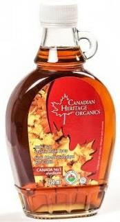 Canadian Heritage medium Maple Syrup - 250