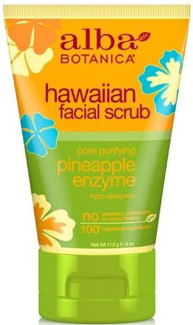 HAWAIIAN FACIAL SCRUB