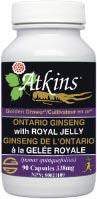 Atkins Ontario Ginseng with Royal Jelly