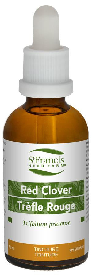 St. Francis Red Clover 50ml