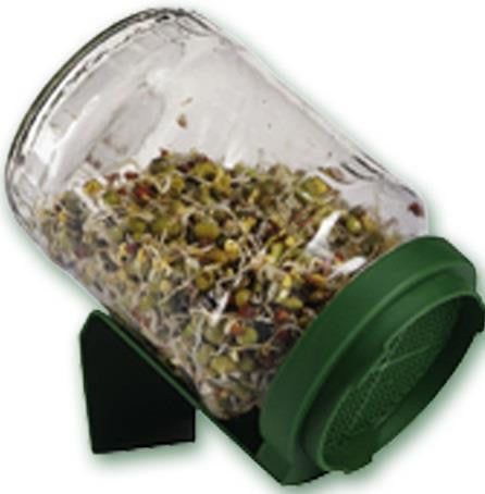 bioSnacky Sprouting Jar