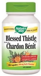 Nature's Way Blessed Thistle 100 Caps