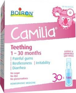Boiron Children's Camilia 30 x 1ml