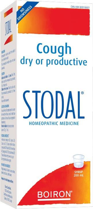 Boiron Stodal 200ml