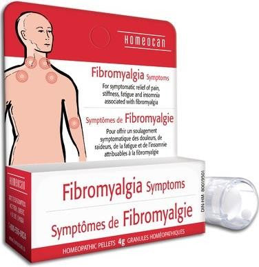 Homeocan Fibromyalgia Symptoms Homeopathic Pellets