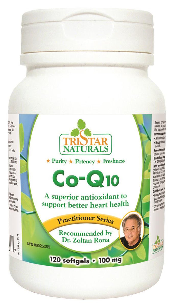 Naka CO-Q10 100mg