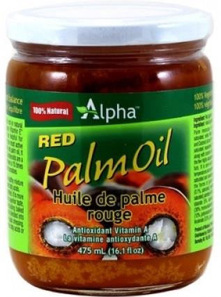 Red Palm Oil - 475 ml