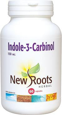 New Roots Indole-3-Carbinol 60 Caps