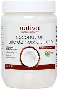 Nutiva Organic Virgin Coconut Oil - 860ml