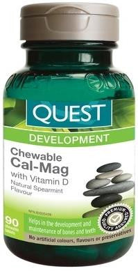 Quest Chewable Cal-Mag Spearmint