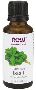 NOW Basil Oil 30ml