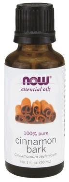 Now Cinnamon Bark Oil 30ml