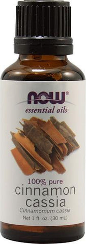 NOW Cinnamon Cassia 30ml