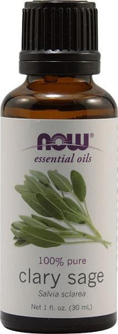 NOW Clary Sage Oil 30ml