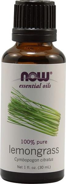 NOW Lemongrass Oil 30ml