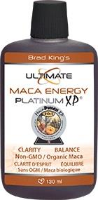 Brad King's Maca Energy Platinum XP 130ml