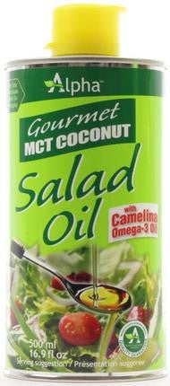 Alpha Health Gourment Salad Oil