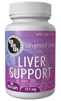 AOR Liver Support 90 VCaps