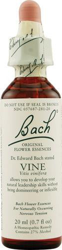 Bach Flower Remedy Vine