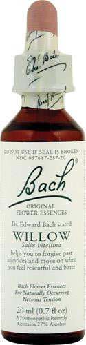 Bach Flower Remedy Willow
