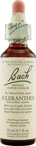 Bach Flower Remedy Scleranthus