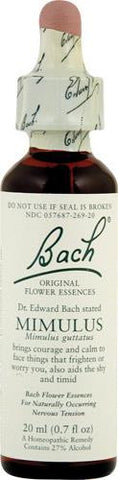 Bach Flower Remedy Mimulus