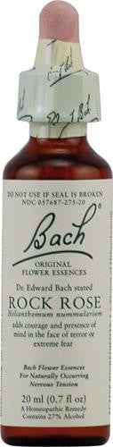 Bach Flower Remedy Rock Rose