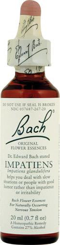 Bach Flower Remedy Impatiens