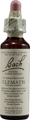 Bach Flower Remedy Clematis