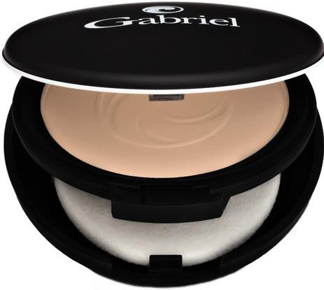 Gabriel Dual Powder Foundation Light Beige