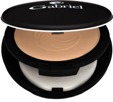 Gabriel Dual Powder Foundation Tan Beige