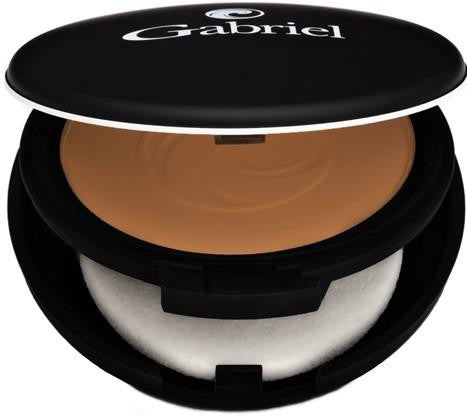 Gabriel Dual Powder Foundation Deep Beige