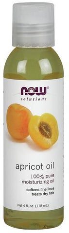 NOW Apricot Kernel Oil 118ml
