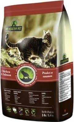 Holistic Blend Chicken & Salmon Cat Food