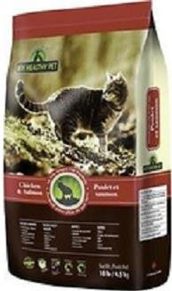 Holistic Blend Chicken & Salmon Cat Food - 10lbs